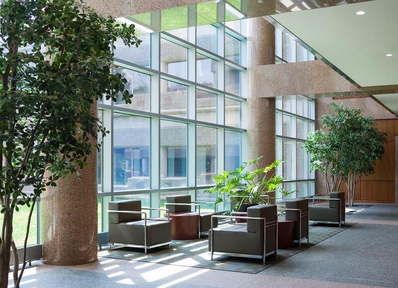forefront center atrium